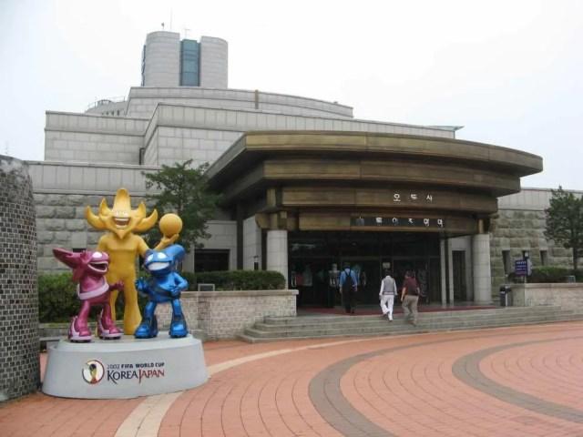 北朝鮮が見える、烏頭山統一展望台(오두산 통일전망대)【韓国、ソウル】