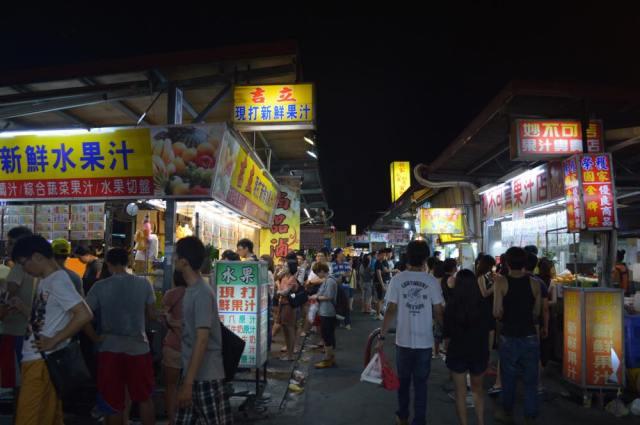 花蓮の夜市【台湾】