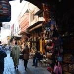マラケシュのメディナ。世界最大のスークをぶらぶら散歩♪【モロッコ】