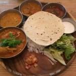 ガード下のおしゃれな南インド料理屋さん『大岩食堂』@西荻窪