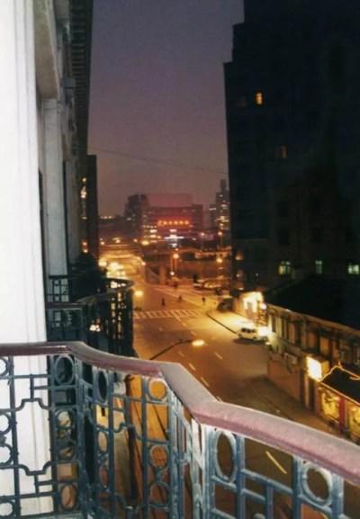 租界時代の面影の残る浦江飯店 【上海】