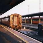 ダブリンからゴールウェイへ列車の旅(アイルランドの鉄道)【アイルランド】