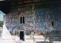 ヴォロネツ修道院(グラ・フモール)【ルーマニア】