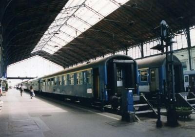 ブダペストの駅【ハンガリー】