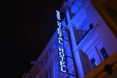 コロンボのホテル、グランドオリエンタルホテル【スリランカ】