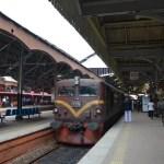 コロンボからキャンディへ、列車の旅【スリランカ】