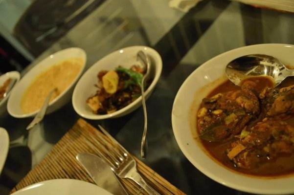 世界遺産、ゴール旧市街で食べたカレー【スリランカ】