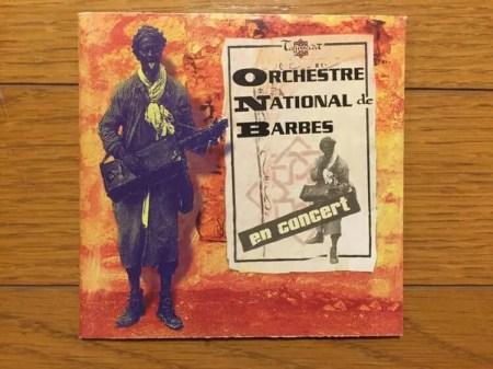 Orchestre National de Barbes【音楽】