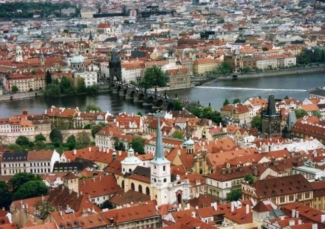 チェコ、プラハ