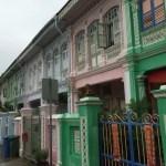 パステルカラーのショップハウスとカラフルなプラナカン雑貨の街「カトン」【シンガポール】