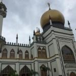 絨毯や雑貨、モスクなどアラブの香り漂う街「アラブ・ストリート」【シンガポール】