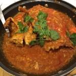 『ジャンボ・シーフード(Jumbo Seafood)』で食べるスパイシーだけどマイルドなお味のチリクラブ@シンガポール
