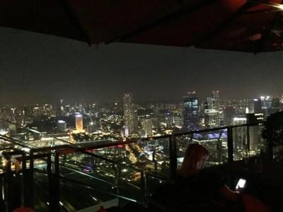 マリーナ・ベイ・サンズ【シンガポール】