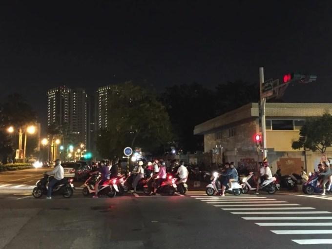 台南の夜【台湾10(大東夜市とマッサージ】