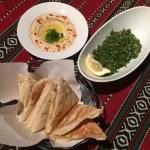 まるでアラブな店内空間!本格的なパレスチナ・中東料理のお店『アルミーナ』@神田