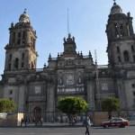 メキシコシティ歴史地区を散策。国立宮殿でディエゴ・リベラの壁画を見る【メキシコ】