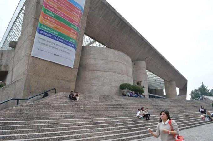 国立劇場(メキシコシティ③)【メキシコ】