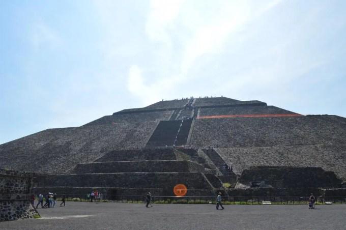 テオティワカン遺跡【メキシコ】
