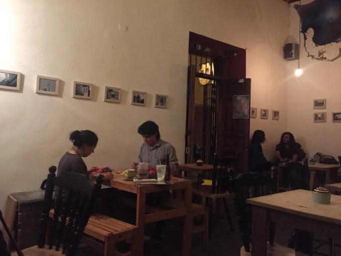 カフェ(グアナファト①)【メキシコ】