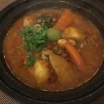 「孤独のグルメ」で紹介された人気のモロッコ料理店『タムタム』@西荻窪