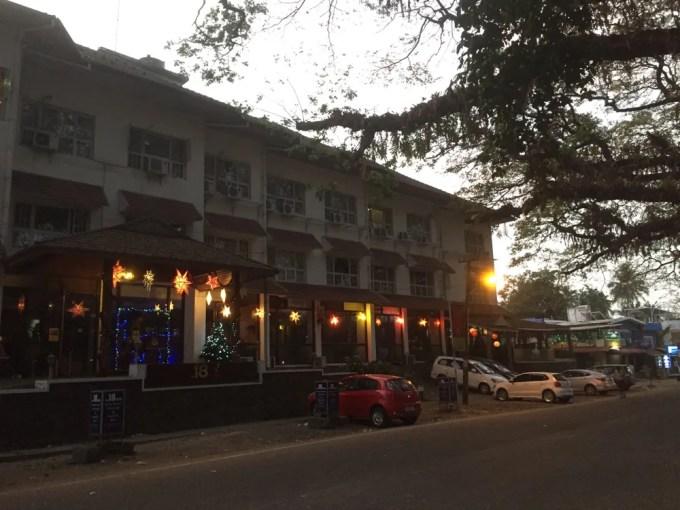 No. 18 Hotel フォートコーチン(南インド・ケララ州2)