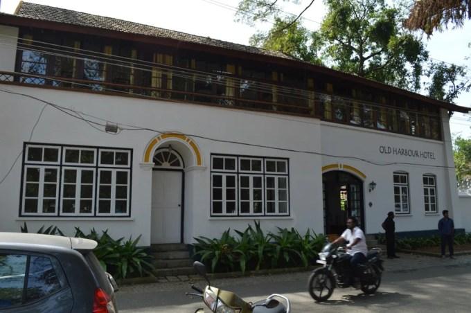 オールド・ハーバー・ハウス フォートコーチン(南インド・ケララ州2)