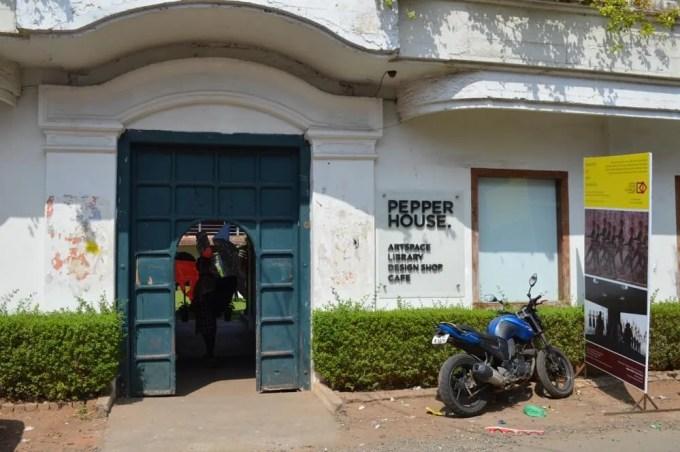 フォートコーチン(南インド・ケララ州3)