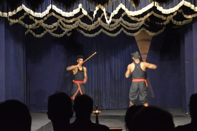 カラリパヤットゥ(南インド・ケララ州3)