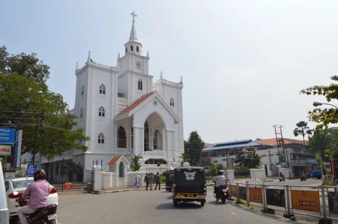 エルナクラム(南インド・ケララ州4)