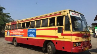 バスに乗ってアレッピーからトリヴァンドラム、コヴァーラムへ!【南インド・ケララ州】
