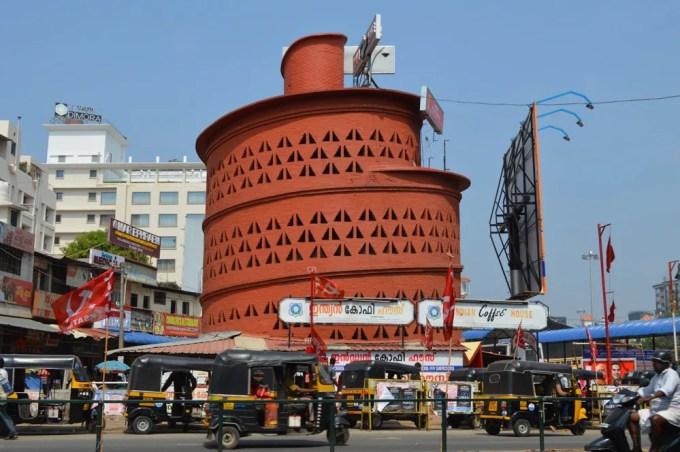 インディアンコーヒーハウス(南インド・ケララ州12)