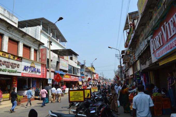 チャライ・バザール トリヴァンドラム(南インド・ケララ州12)