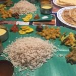 ケララの赤米でいただく美味しいミールス♪南インド料理店『ナマスカール』@小田急相模原