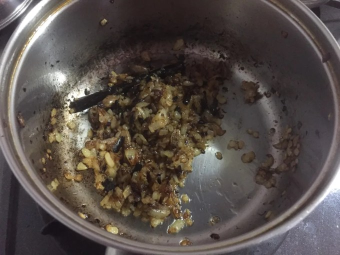 アルーマサラ・基本のチキンカレー