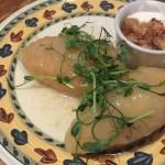 雰囲気の良いリトアニア料理の人気店『フォルト・ドゥヴァーラス』@リトアニア・ビリニュス