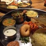 ヘルシー&スパイシーなミールスが絶品!『南インド料理 葉菜』@勝田台