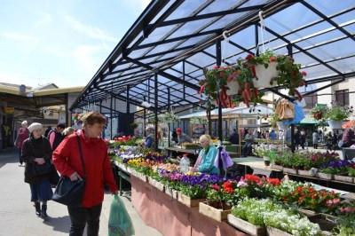 リガ中央市場(バルト三国⑦:ラトビア:リガ)
