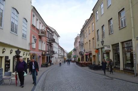 ビリニュス旧市街(バルト三国11:リトアニア:ビリニュス)