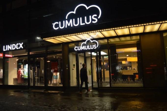ヘルシンキ「Cumulus City Hakaniemi Helsinki」(バルト三国①)