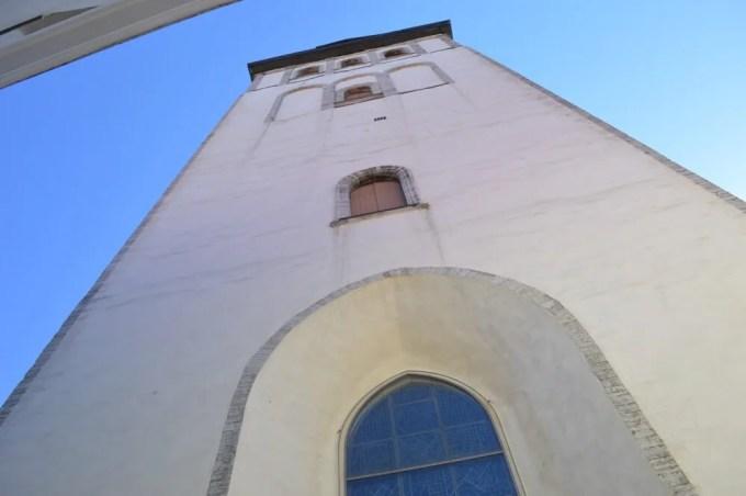 タリン旧市街:タリン街歩き午前(バルト三国④:エストニア:タリン)