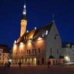 タリン街歩き♪旧市街から新市街へ。夜景も堪能!【バルト三国・エストニア】