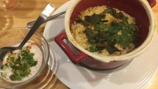 フレンチのテイストを取り入れた南インド料理『オリエンタルビストロ 桃の実』@本郷三丁目