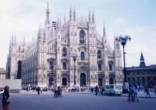 イタリア、ミラノ