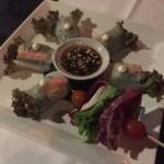 フュージョンタイ料理のお店『DECK1』★ピン川を眺めながらテラス席でディナー@タイ・チェンマイ
