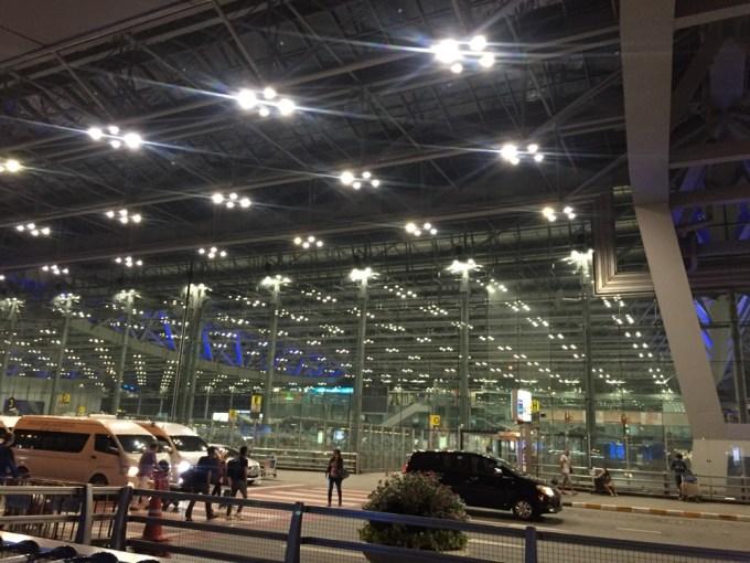 バンコク〜羽田【タイ・チェンマイ11】