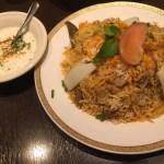 『サルマ・ティッカ・アンド・ビリヤニ』★美味なビリヤニがいただける系列店の一号店@品川