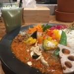『Mikazuki Curry SAMURAI.』★辛さもごはんの量も選べる!追加トッピングも楽しい@下北沢