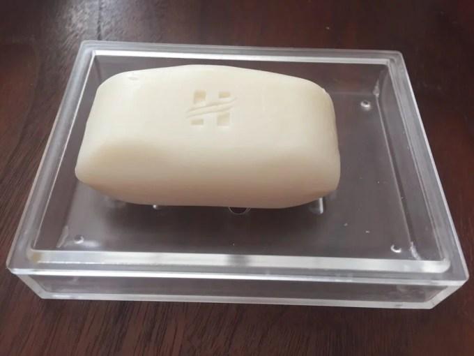 ヒマラヤ石鹸