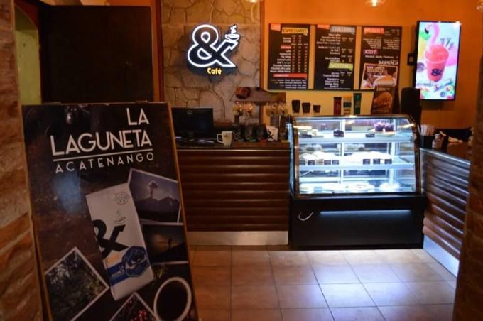 &Cafe【グアテマラ⑥:パナ~アンティグア】
