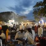 ザンジバル・ストーンタウンの3つの市場(タンザニア・ザンジバル)